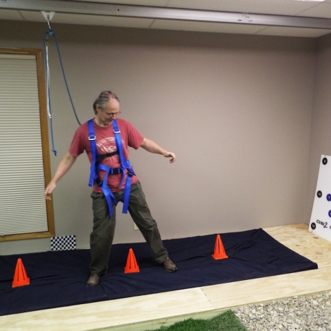 Fall Prevention and Balance Rehab