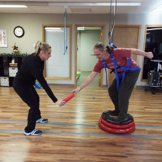 Balance Testing & Therapy Services