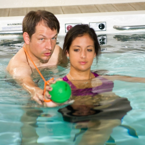 Warm Water Aquatic Therapy